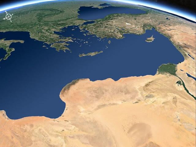 Η Τουρκία προσφέρει κομμάτια ελληνικής ΑΟΖ στην Αίγυπτο