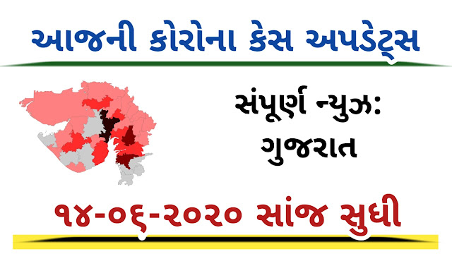 Covid-19 Tracker Gujarat Live Updates @Gujcovid19 Government of Gujarat