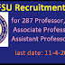 KVAFSU Recruitment 2016 Apply for 287 Professor, Associate Professor & Assistant Professor Posts
