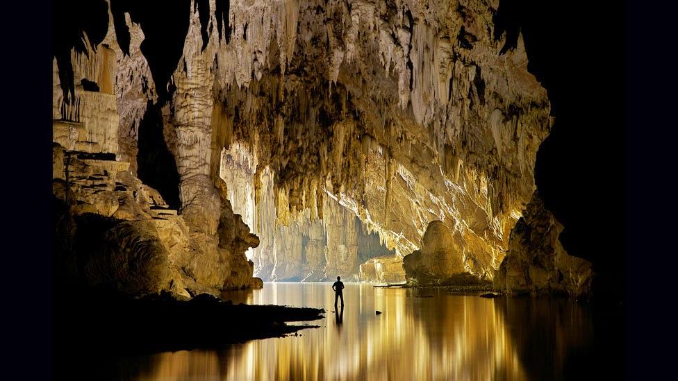 CURIOSIDADES DA SEMANA: Você sabia? A maior caverna do mundo!