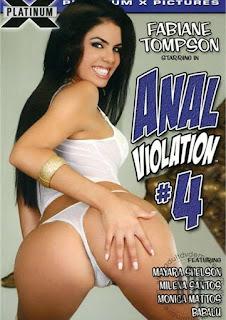 Anal Violation #4