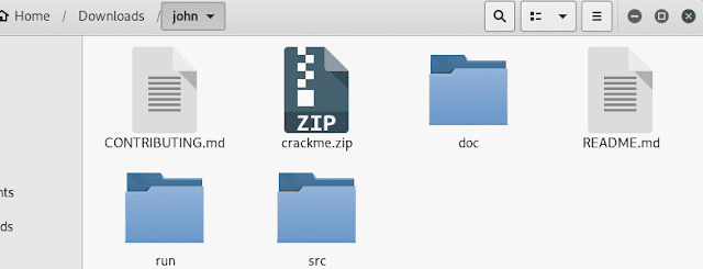 How to Brute Force a Password Protected Rar/zip file using John the