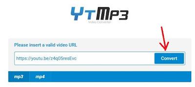 Cara Download Lagu MP3 YouTube