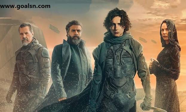 اعلان فيلم Dune الجديد 2020