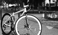 Sepeda Hibrid Doppelganger D6 Asphalt 700C Cross Bike