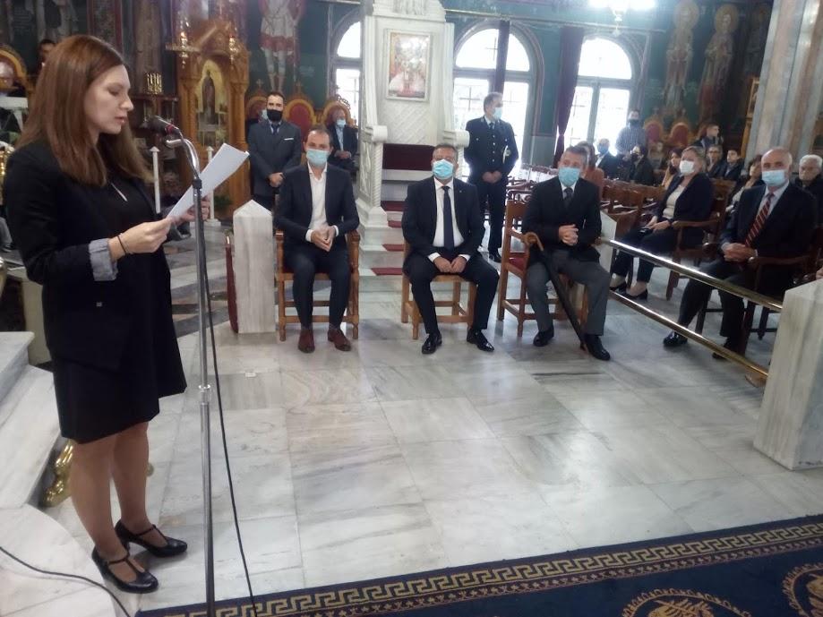 Γαστούνη: Εορτάστηκε στο Δήμο Πηνειού η Επέτειος του ΟΧΙ (photos)