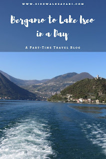 Bergamo to Lake Iseo in a Day