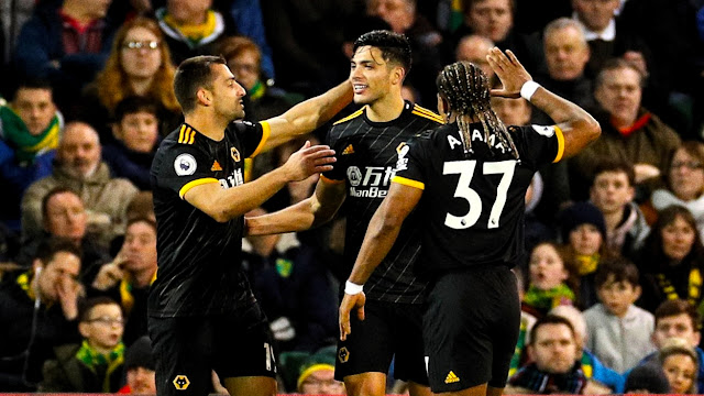 Norwich City vs Wolverhampton Wanderers Highlights