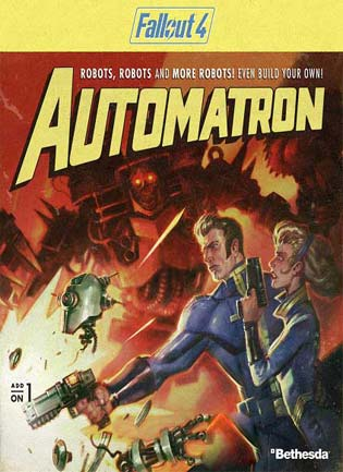 Fallout 4: Automatron DLC Download for PC