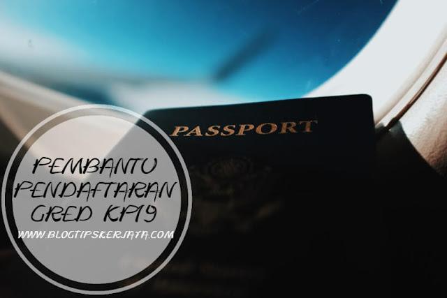 Soalan temuduga & PSEE Pembantu Pendaftaran Gred KP19