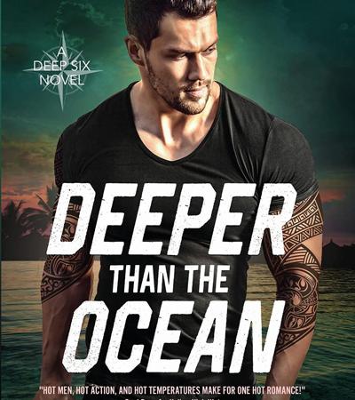 New Release: Deeper Than the Ocean (Deep Six #4) by Julie Ann Walker