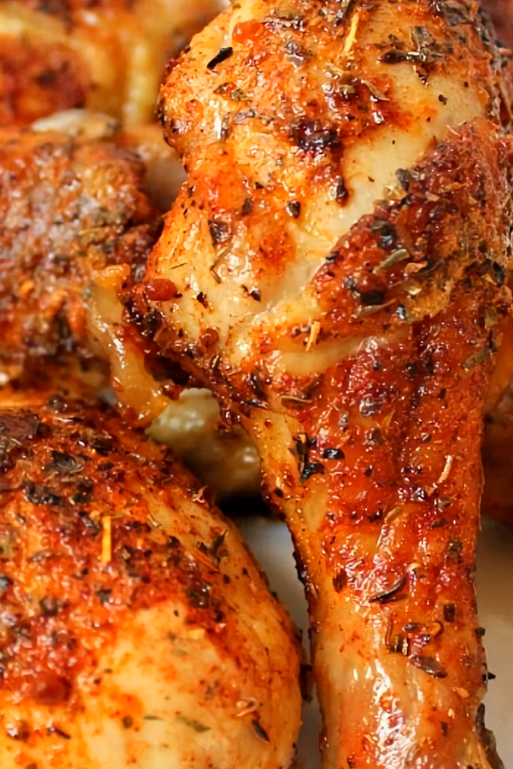 Easy Cajun Marinated Chicken