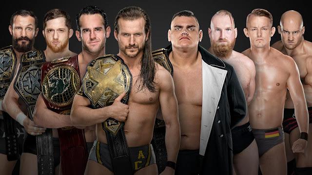 """""""The Undisputed Era vs. Imperium"""" é anunciado para o WWE Worlds Collide"""