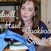 Goodwill Dream Haul of Cookbooks and a few Small Bags