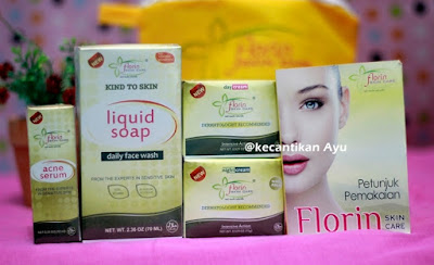 Paket Acne Serum Florin Skin Care