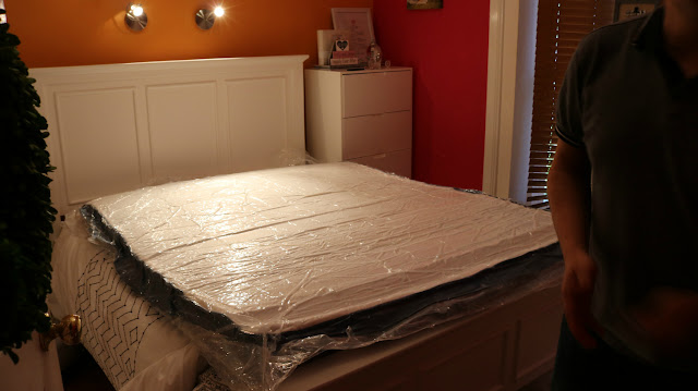 Unboxing our Vacuum Sealed Koala Foam Mattress - Koala Australia Mattress Review