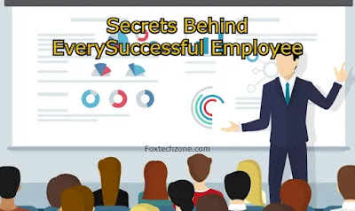 Behind Every Successful Employee