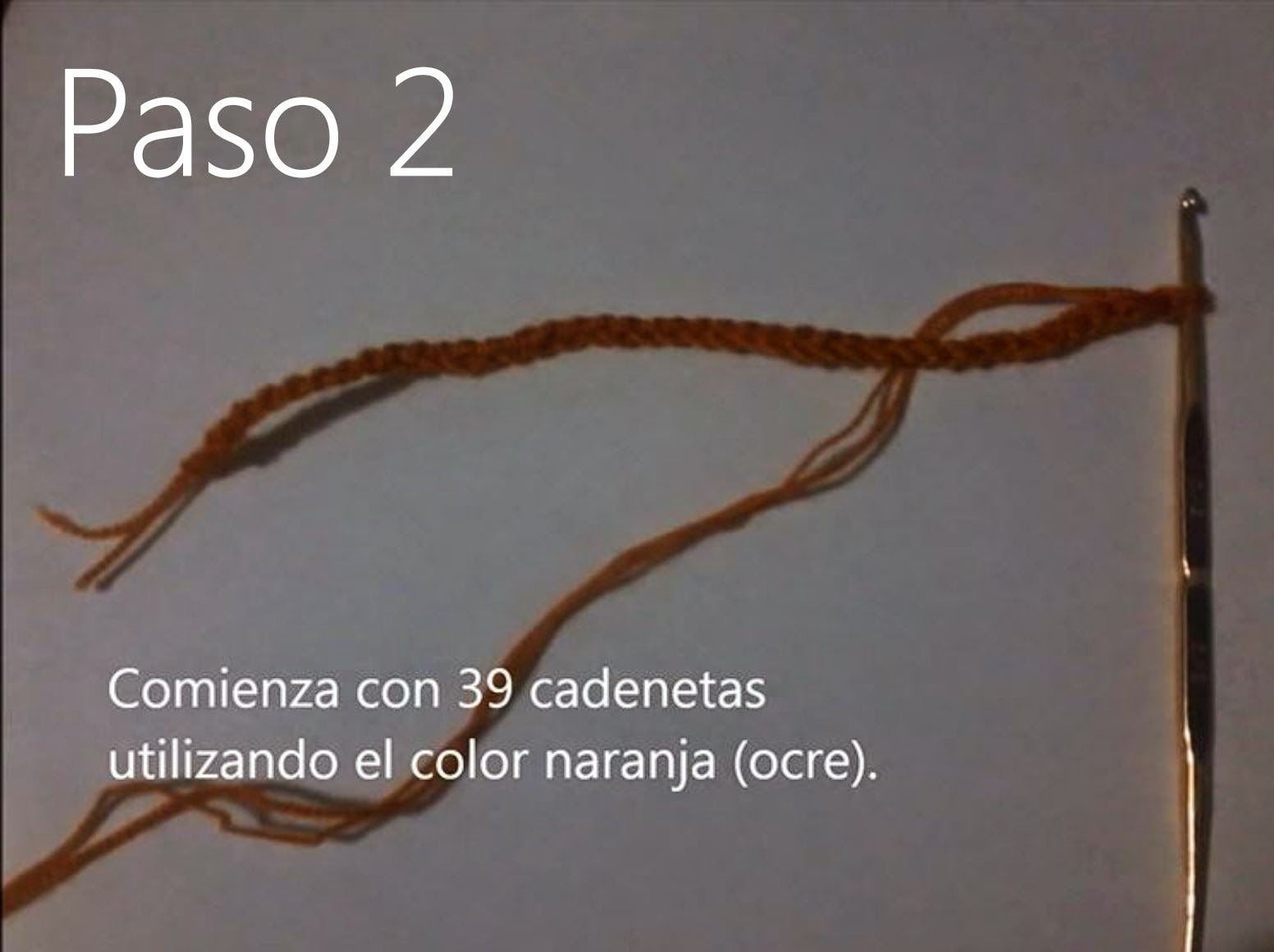 Bolso Naranja Paso 2