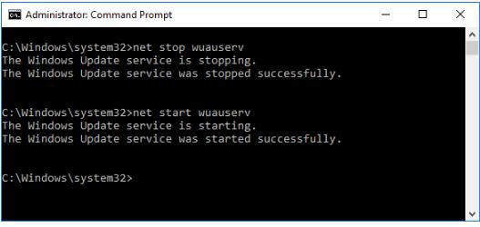 Cara Memperbaiki Terjebak Ketika Memperbarui Windows 10 10