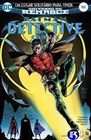 DC Renascimento: Detective Comics #968