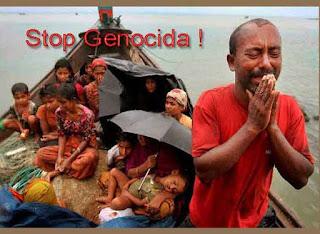 Asal Usul Etnis Rohingya