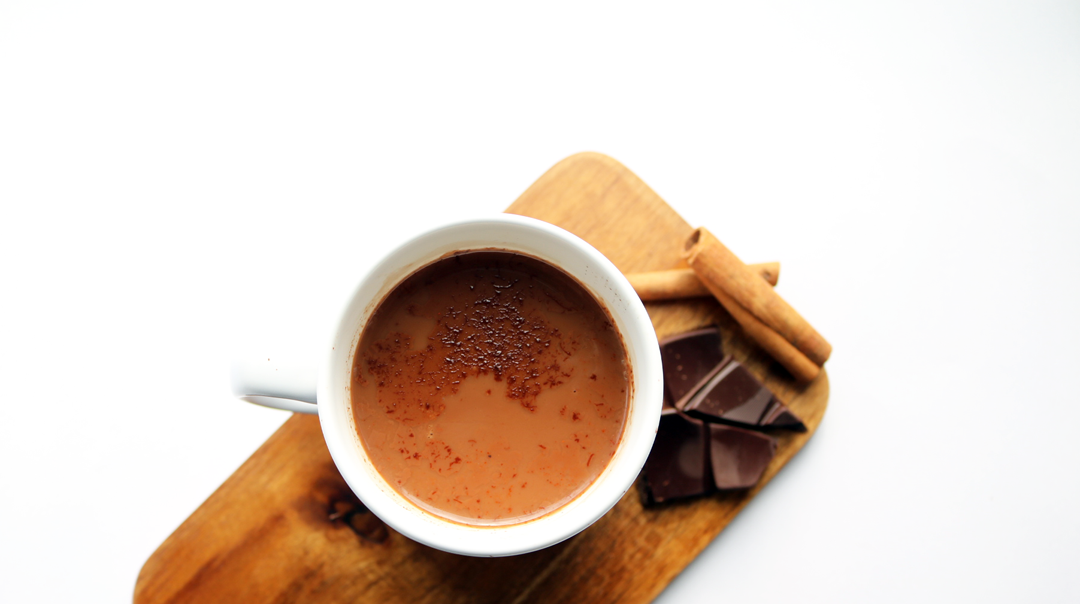 How To Make an Aztec Hot Chocolate (Dairy-Free/Vegan recipe)