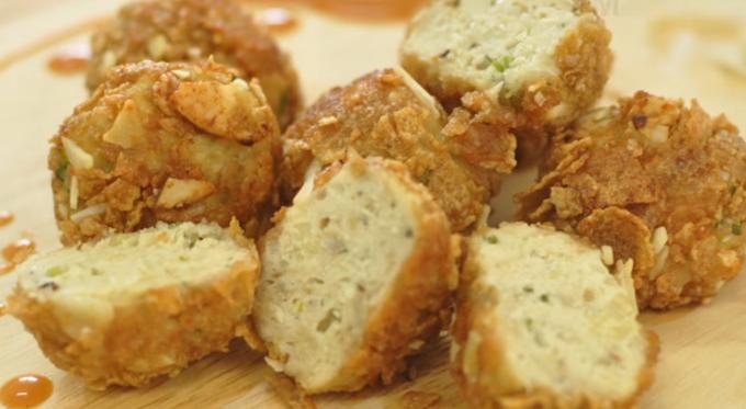 Resepi Buat Nugget Ayam Homemade