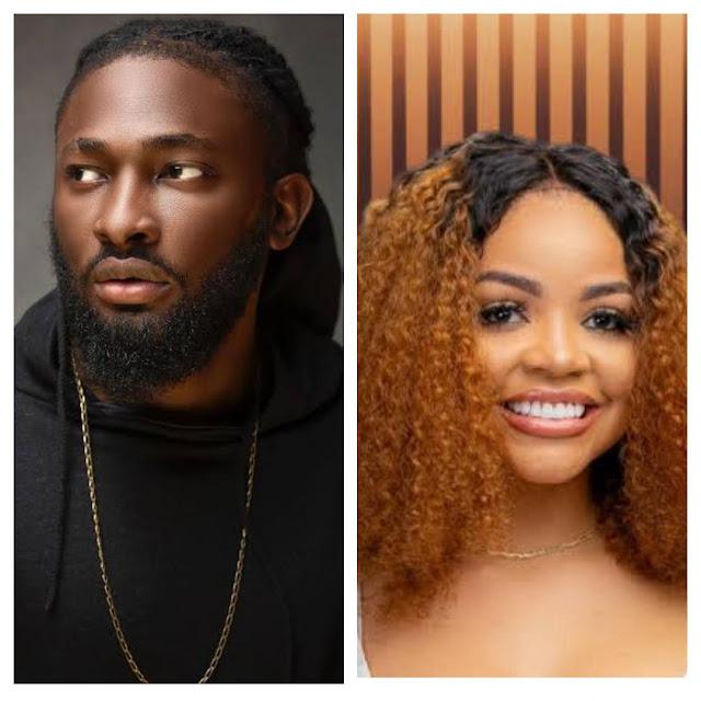 See What Uti Nwanchuckwu Said About Erica That Has Got Fans Of BBNaija Reacting