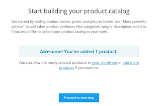 How to convert your Bloggers blog into online eCommerce store