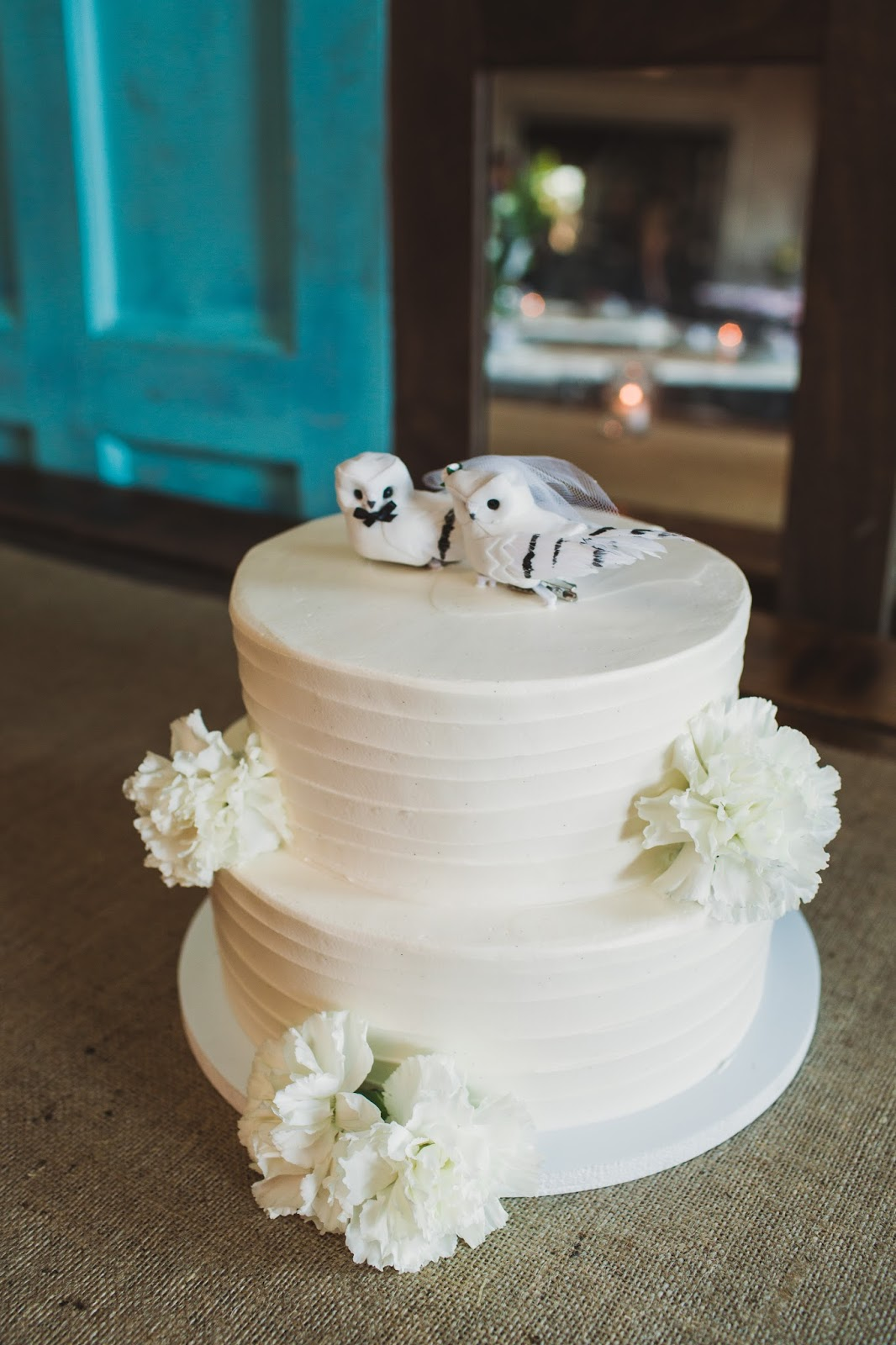 Confections of a Rockstar wedding cake | Porta Asbury Park Wedding Photography blog.cassiecastellaw.com