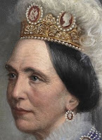 cameo tiara empress josephine france queen josephine sweden