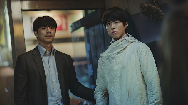 gong yoo and park bo gum