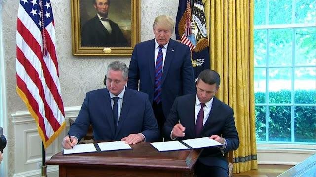 Fiscales de EEUU se unen contra Trump y su acuerdo con Guatemala