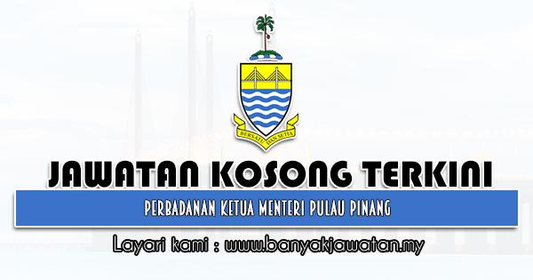 Jawatan Kosong 2021 di Perbadanan Ketua Menteri Pulau Pinang