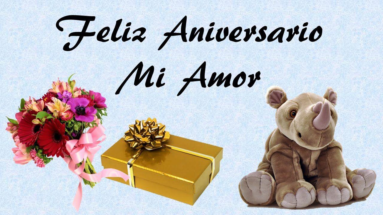 Feliz Aniversario Mi Amor: IMÁGENES PARA WHATSAPP ® Y Fotos Para Perfiles