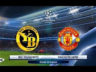 مشاهدة مباراة مانشستر يونايتد ويونج بويز بث مباشر بتاريخ 27-11-2018 دوري أبطال أوروبا