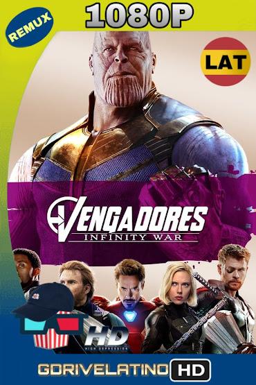 Avengers: Infinity War (2018) BDRemux 1080p Latino-Ingles MKV