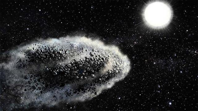 Nuvens de Kordylewski - divulgação