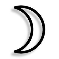 Symbol of Moon Goddess