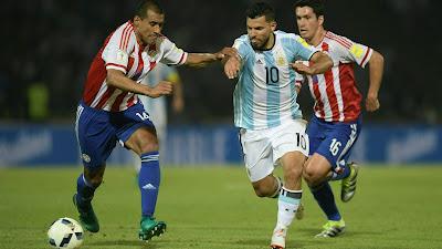موعد مشاهدة مباراة الأرجنتين وباراجواي بث مباشروالقنوات الناقلة