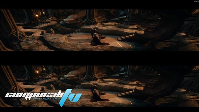 El Hobbit 2 3D HOU Latino