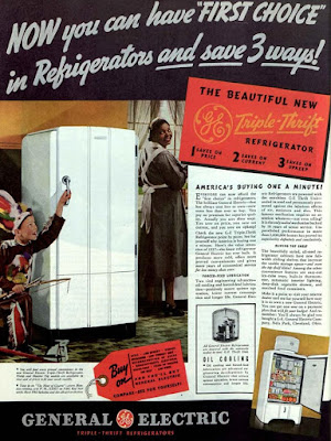 GE Refrigerator - First Choice