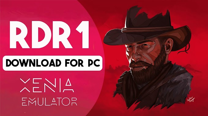 How to play Play Red Dead Redemption (RDR) 1 Game For PC || Xenia Emulator Without Controller || 2021