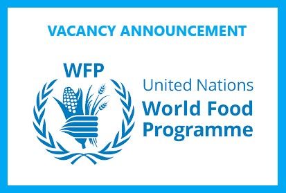 Vacancy at World Food Programme Nepal
