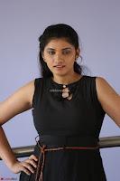Khanishka new telugu actress in Black Dress Spicy Pics 42.JPG