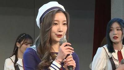 Snh48 Wang Qiuru graduate setelah kena skandal?
