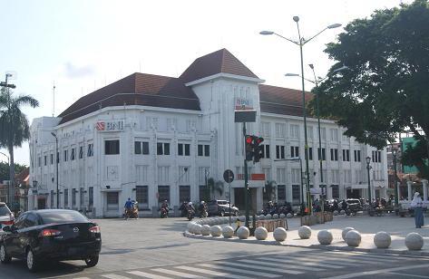 Gedung BNI 1946 di Yogyakarta