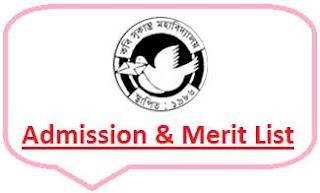 KSMV Merit List