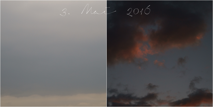 Blog + Fotografie by it's me! | fim.works | Himmel am 3. Mai 2016