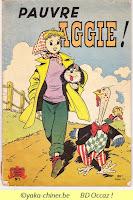 Aggie, Pauvre Aggie !, numéro 1